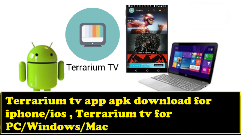 Terrarium tv app download android iphone